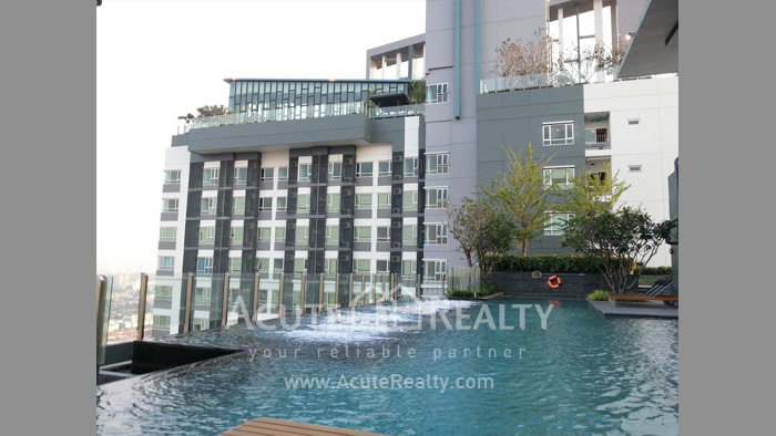 Condominium  for sale & for rent Centric Tiwanon Station  Tiwanon Intersection image14
