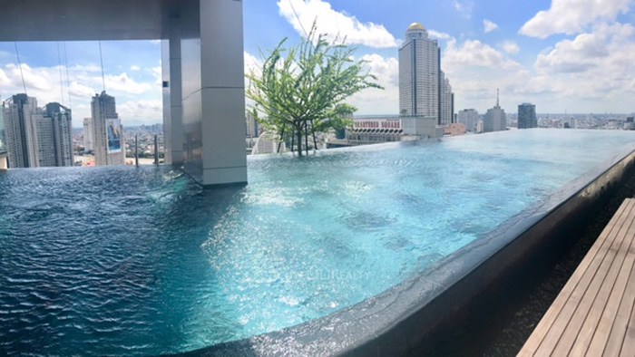 公寓  for sale & for rent The Bangkok Sathorn-Surasak sathorn image18