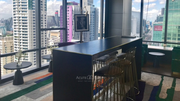 公寓  for sale & for rent The Bangkok Sathorn-Surasak sathorn image29