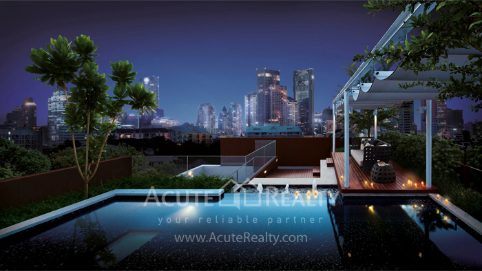 Condominium  for sale & for rent Baan Lux-Sathon Rama 4 - Sathorn image49
