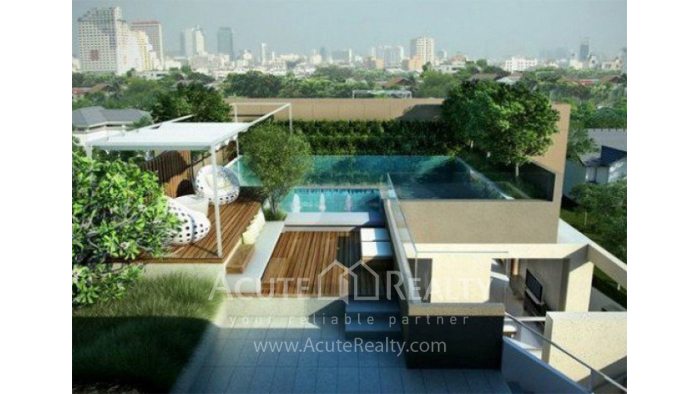 Condominium  for sale & for rent Baan Lux-Sathon Rama 4 - Sathorn image50