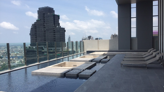 Condominium  for rent The Diplomat Sathorn Sathorn image9