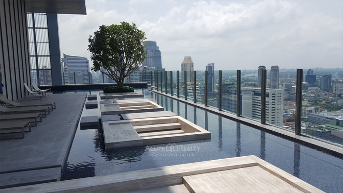 Condominium  for sale & for rent The Diplomat Sathorn Sathorn image17