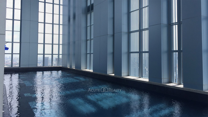 Condominium  for sale & for rent The Diplomat Sathorn Sathorn image18
