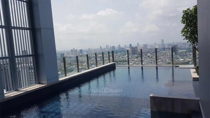Condominium  for sale & for rent The Diplomat Sathorn Sathorn image19