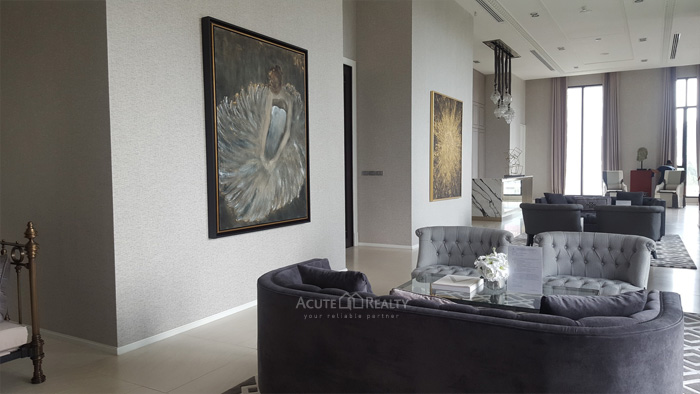 Condominium  for sale & for rent The Diplomat Sathorn Sathorn image22