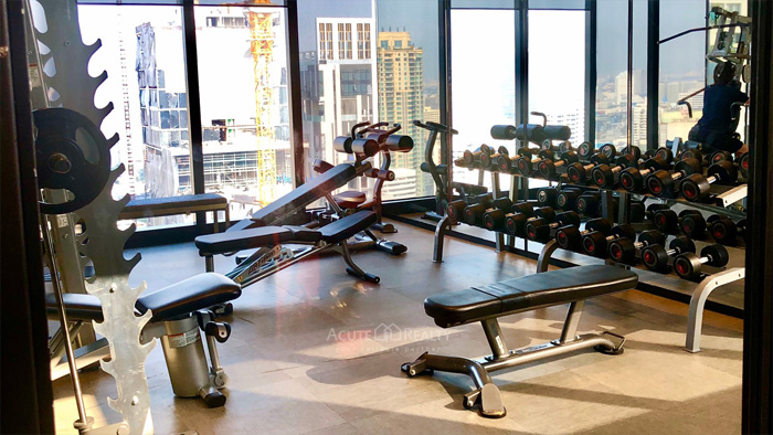 Condominium  for rent Ashton Asoke Asoke image11