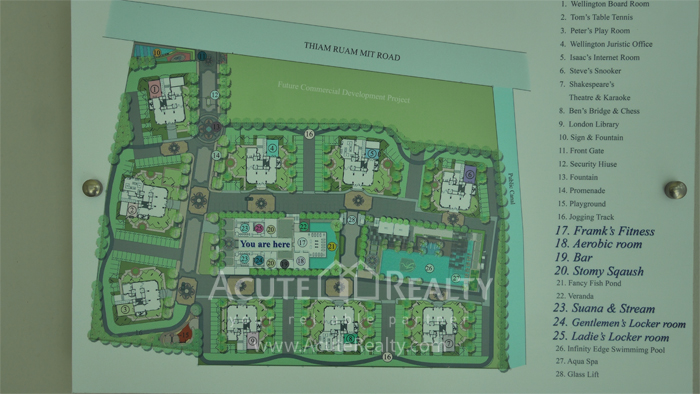 Condominium  for sale Supalai Wellington Tiamruammit, Ratchadapisek image30