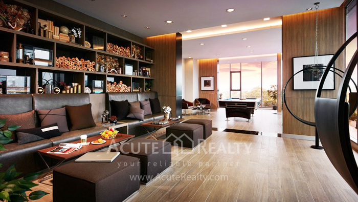 Condominium  for sale & for rent Ideo Wutthakad Ratchada-Thapha Rd. image9