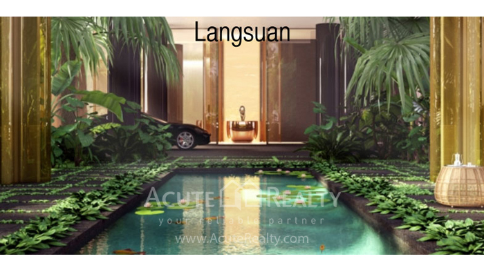 公寓  for sale Nimit Langsuan Langsuan image13