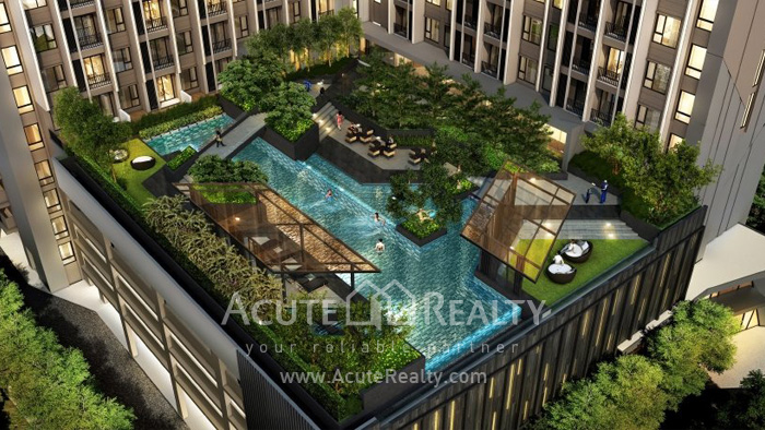 Condominium  for sale & for rent Niche Pride Thonglor- Phetchaburi Thonglor-Petchaburi image16
