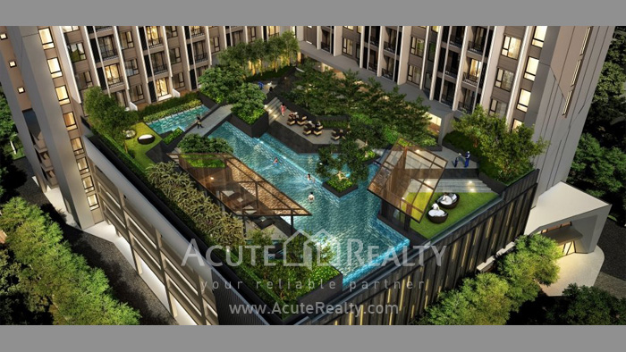 Condominium  for sale & for rent Niche Pride Thonglor- Phetchaburi Thonglor-Petchaburi image30