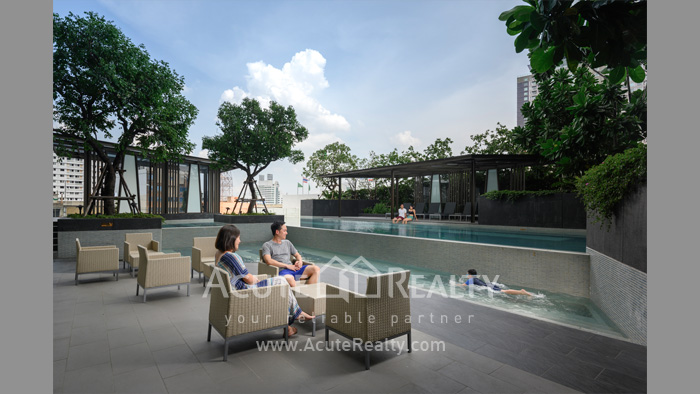 Condominium  for sale & for rent Niche Pride Thonglor- Phetchaburi Thonglor-Petchaburi image35