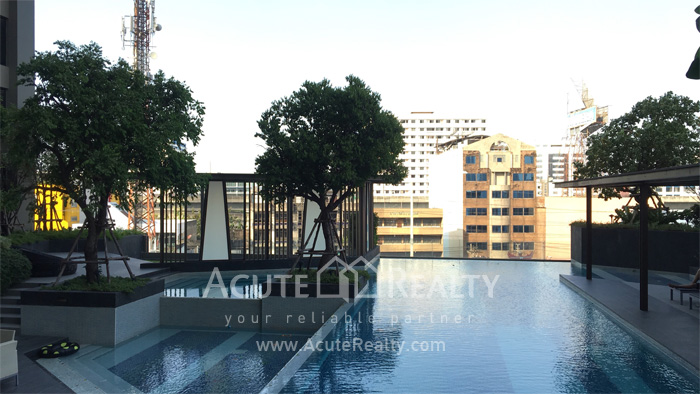 Condominium  for sale & for rent Niche Pride Thonglor- Phetchaburi Thonglor-Petchaburi image39