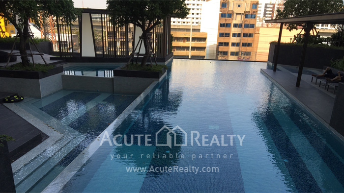 Condominium  for sale & for rent Niche Pride Thonglor- Phetchaburi Thonglor-Petchaburi image40