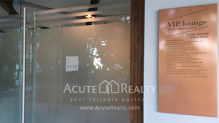 Condominium  for sale & for rent Niche Pride Thonglor- Phetchaburi Thonglor-Petchaburi image45