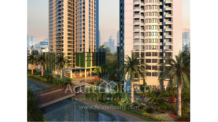Condominium, Office Space  for sale & for rent TC Green Rama 9 Rama 9 image19