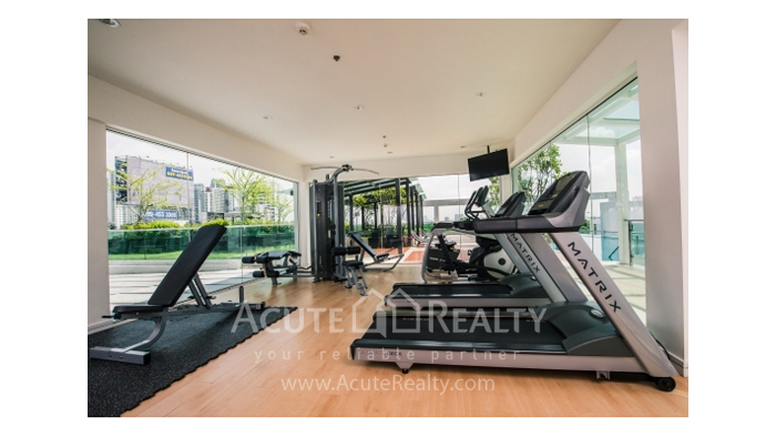 Condominium, Office Space  for sale & for rent TC Green Rama 9 Rama 9 image24