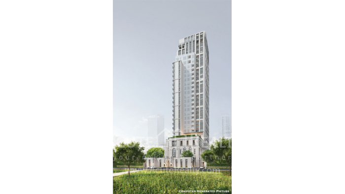 Condominium  for sale The Diplomat 39 Promphong image19