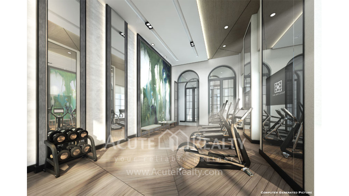 Condominium  for sale The Diplomat 39 Promphong image22