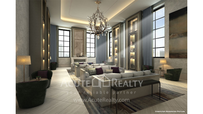 Condominium  for sale The Diplomat 39 Promphong image24