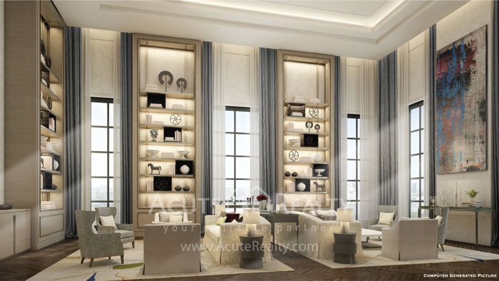 Condominium  for sale The Diplomat 39 Promphong image26