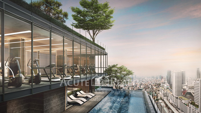 Condominium  for sale THE Line Asoke-Ratchada Asoke-Ratchada image12