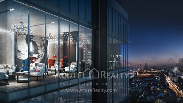 Condominium  for sale THE Line Asoke-Ratchada Asoke-Ratchada image15