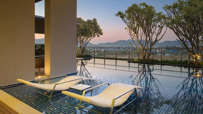 Condominium  for sale & for rent Baan Kiang Fah Hua Hin image14