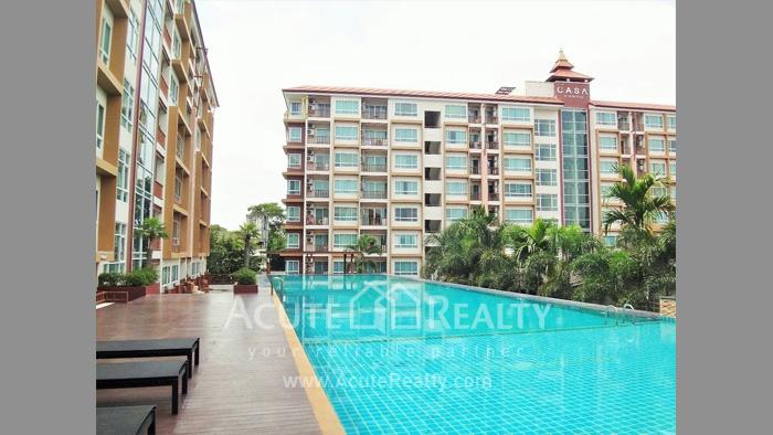 Condominium  for sale Casa Condo Changpuak Chotana Road, Muang Chiangmai image11