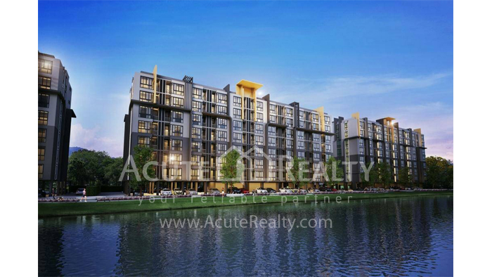 Condominium  for sale The Treasure By My Hip Business Park Chiangmai, Super Highway road image9