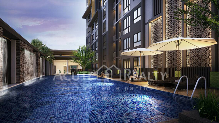 Condominium  for sale The Treasure By My Hip Business Park Chiangmai, Super Highway road image15