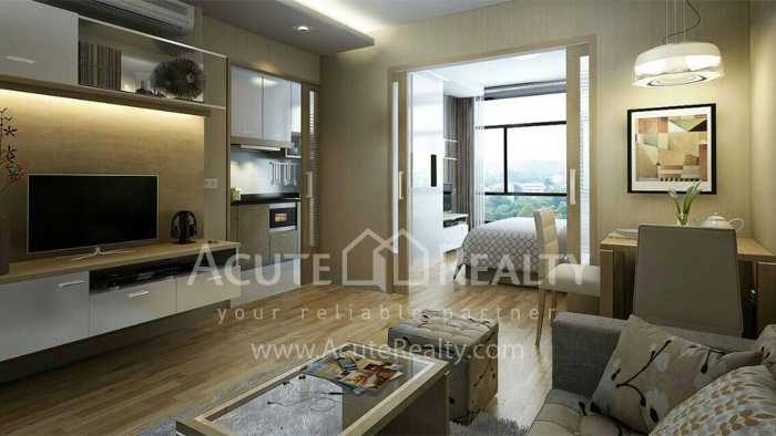 Condominium  for sale The Treasure By My Hip Business Park Chiangmai, Super Highway road image19