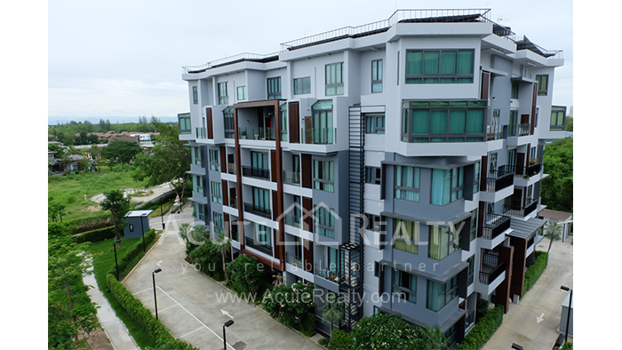Condominium  for rent Himma Garden Condominium Chotana Road, Changpuak image17