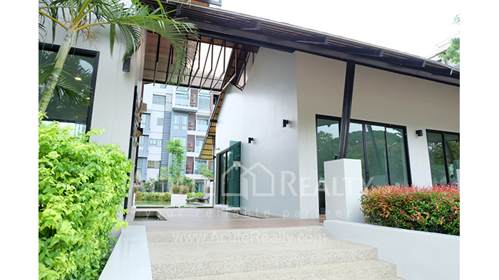 Condominium  for rent Himma Garden Condominium Chotana Road, Changpuak image19