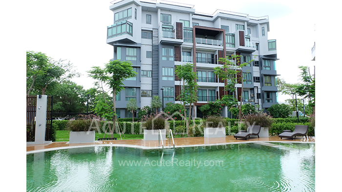 Condominium  for rent Himma Garden Condominium Chotana Road, Changpuak image20