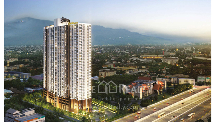 Condominium  for sale Supalai Monte @Viang Chiang Mai Chiang Mai-Lampang Super Highway road image9