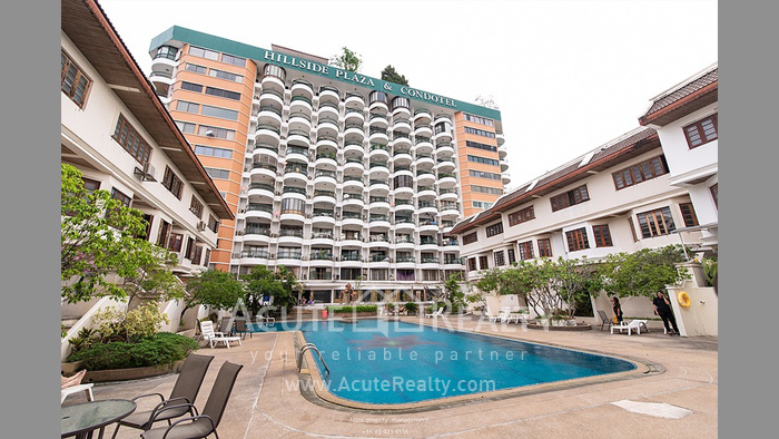 Condominium  for sale Hillside Plaza & Condotel 4 Chang Puak. image10
