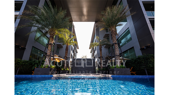 Condominium  for sale The Star Hill Muang, Chiang Mai image34