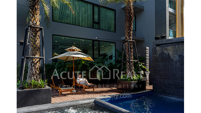 Condominium  for sale The Star Hill Muang, Chiang Mai image36