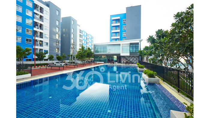 Condominium  for rent The Kith Tiwanon Tiwanon image3